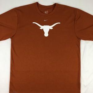 Texas Longhorns Men's Nike T-Shirt. Size Large.